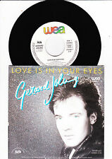 """7""""  Gerard Joling - Love is in your Eyes"""