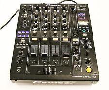 Pioneer Djm-900nxs 4 Channel Pro DJ Mixer Djm900 NXS Djm-900 Nexus