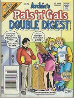 ARCHIE'S PALS 'N' GALS DOUBLE DIGEST MAGAZINE # 72 February 2003 C-2