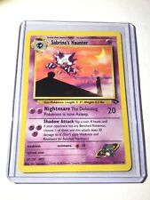 SABRINA'S HAUNTER - Gym Challenge  - 55/132 - Uncommon - Pokemon Card - NM