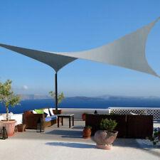 Sonnensegel-Viereck- 3x3 meter Sonnenschutz Windschutz UV-Schutz wasserabweisend
