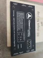 JL Audio Clean Sweep CL441 DSP OEM Audio Interface With Automatic Digital EQ