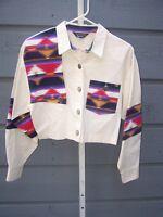 PanHandle Slim Womens Short Jacket Size Medium U.S.A.