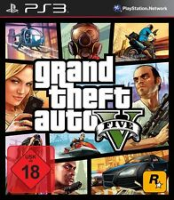 Ps3 gioco GRAND THEFT AUTO V GTA 5 Uncut Merce Nuova