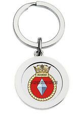 HMS DIAMOND KEY RING (METAL)
