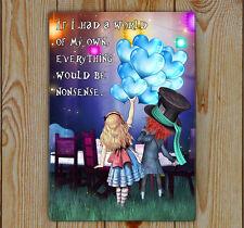 Alicia en el País De Las Maravillas | Alice signo | único signo de Alicia en el país de las maravillas