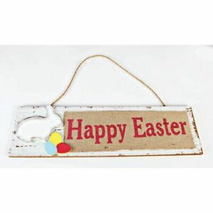 Forum Novelties Incheshappy Easter Inches Plaque