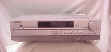 PANASONIC SA-HT65 === 5.1ch / 400w HOME THEATER RECEIVER w/5 DVD Player