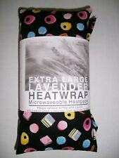 LARGE De-Luxe  Heat/Cool pack. Lavender & Wheat bag  LIQUORICE ALLSORTS