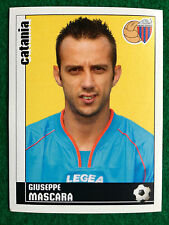 CALCIATORI 2006-2007 06 07 n 85 CATANIA MASCARA , Figurina Panini NEW