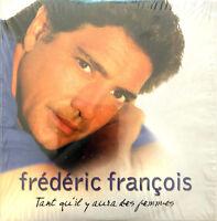 Frédéric François CD Single Tant Qu'Il Y Aura Des Femmes - Europe (EX+/EX+)
