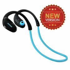 Mpow Apt-X Bluetooth Headsets Sports Wireless Headphones Bass Stereo Earphone