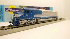 Athearn HO Train Custom LED Conversion Maersk EMD FP45 Powered Diesel Locomotive
