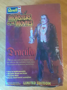 1999 Revell 1/12 Scale Monsters Of The Movies DRACULA Monster Model Kit    H113