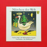 LP Kreisel 0754 036 Nr. 36 Märchen der Welt 1968 Top Zustand