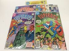 THE NEW ADVENTURES OF SUPERBOY #2-19 (DC/BRONZE/VOL1/14114434) SET LOT OF 9