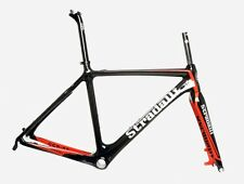 MEDIUM 54CM STRADALLI CYCLOCROSS CX BICYCLE CARBON FRAMESET GRAVEL DISC BIKE