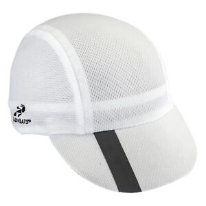 Headsweats Cycling Cap Eventure knit: White