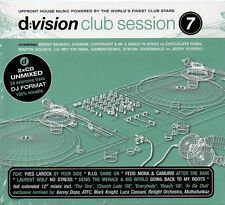 D:VISION CLUB SESSION 7 - 2 CD (NUOVO SIGILLATO)