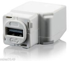 Clipsal USB Charger Mech 30USBCM Power Adaptor Mechanism for Clipsal wall Plates