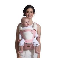 Ergo Baby Carrier Infant Sling Waist Seat Multi-Carrying Positions Breathable