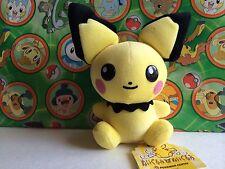 Pokemon Center Pichu PlushPlush Pokedoll Poke Doll figure stuffed toy pikachu