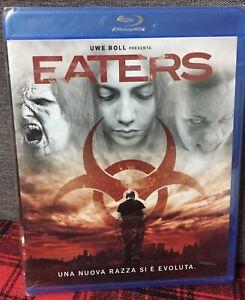 Eaters Blu Ray Nuovo Sigillato la nuova Razza si è Evoluta Uwe Boll