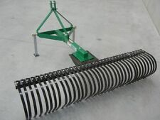 HAYES 4FT TRACTOR LANDSCAPE STICK RAKE - 3 POINT LINKAGE (3PL)