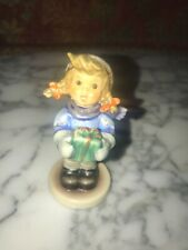 New ListingChristmas Time Hummel by Goebel 2106 Exclusive Edition Germany Figurine Mint
