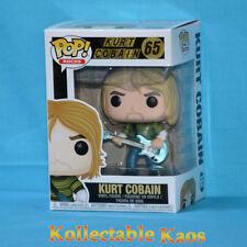 Nirvana - Kurt Cobain Teen Spirit Pop! Vinyl Figure #65