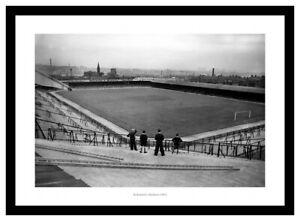 Birmingham City St Andrew's Stadium 1947 Photo Memorabilia
