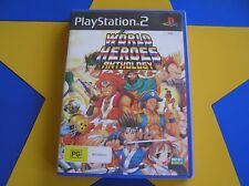 WORLD HEROES ANTHOLOGY - PLAYSTATION 2 - PS2