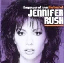 The Power of Love 0886978467126 by Jennifer Rush CD