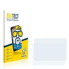 2x Samsung Galaxy Tab 8.9 P7310 Display Schutz Folie Matt Entspiegelt