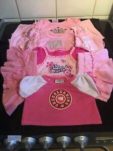 Build A Bear Pink Clothes Bundle