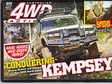 4WD Off Road Action DVD # 199   Conquering Kempsey   Never Viewed   As New