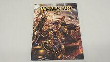 Games Workshop Warhammer Age of Sigmar Starter Rulebook and Fluff Book Sealed