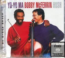 YO-YO MA & BOBBY MCFERRIN - HUSH  SACD (MADE IN EU)