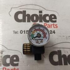 Sealey AR01 On-Gun Air Pressure Regulator/Gauge Spray Gun Accessories