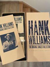 Hank Williams - The Original Singles Collection 3 CD Boxset