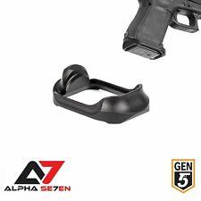Alpha Se7en Pro Aluminum Flared Magwell for Glock 19 (Gen 5)