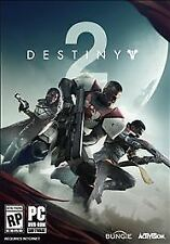 Destiny 2 (PC, 2017) - Digital Download Only for NVIDIA GTX 1080 & 1080 Ti Cards