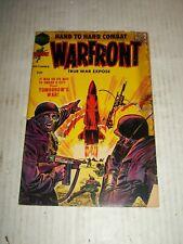 Harvey WARFRONT #34 September 1958