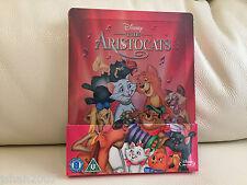 Le Disney Aristocats Zavvi exclusive steelbook BLU RAY ** nouveau & scellé **