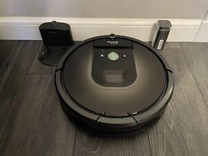 iRobot Roomba 980 Robotic Vacuum, VGC, Wi-Fi App, CarpetBoost (NO RESERVE)