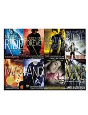 Maximum Ride Collection Set 1-8 Juvenile Fiction Books Action Adventure Series!!
