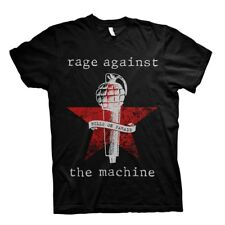 Rage Against the Machine Bulls on Parade Rock Official Tee T-Shirt Mens Unisex