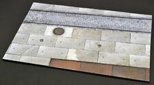 DioDump DD012-A Industrial terrain (large) 1:35 scale resin diorama base