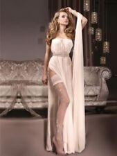 Spitze Damenstrümpfe für Hochzeiten in Größe XL