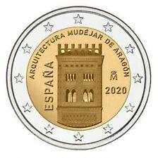 Spanje 2020 - 2 euro - Aragon - UNC
